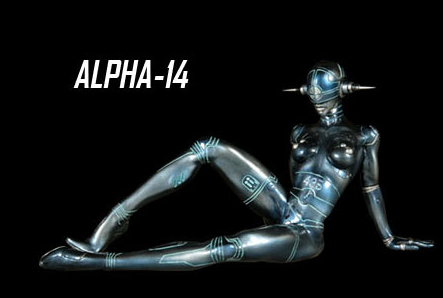 Platinum Doll Alpha 14 'A-14' by MarcusDeleo