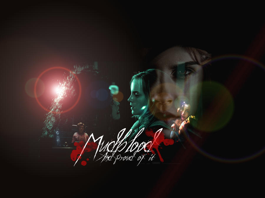 Mudblood by freedomfighter12