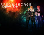 Dynamic Duo: Fred and George