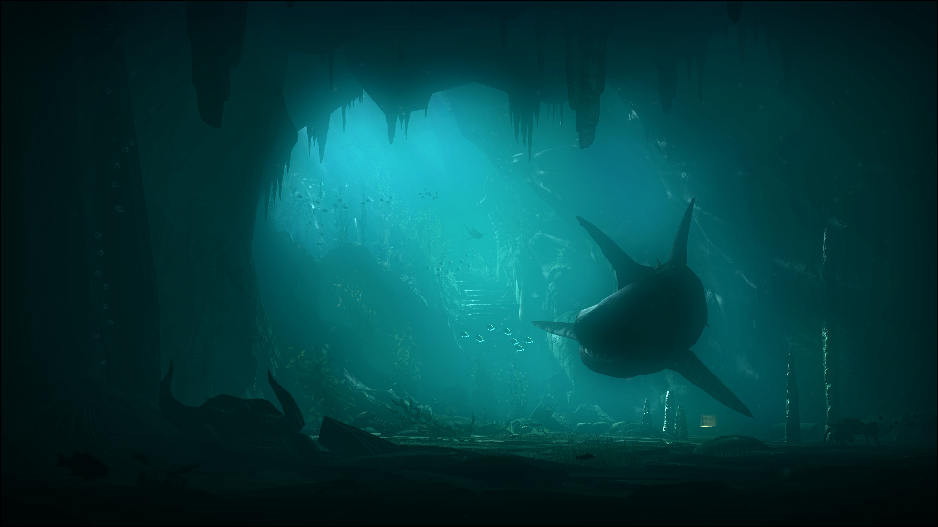 The Last Megalodon by Mask1985