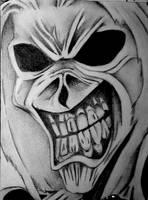 Iron Maiden by darkestnight679