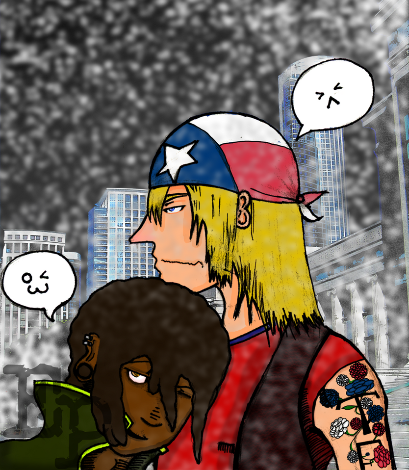 This is Chicago... by Tanuki-Of-Yaoi