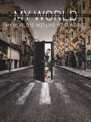 My world is not like your world