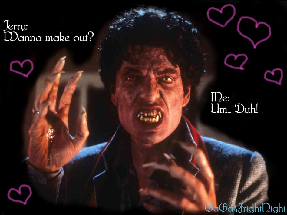 Fright Night Funnies-Original-Make Out? 1 by ...