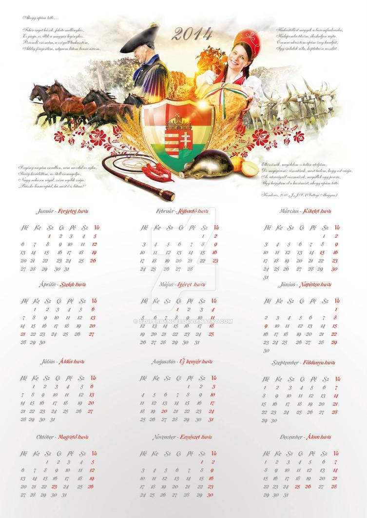 Deviantart Calendar : Calendar by szuperbandee on deviantart