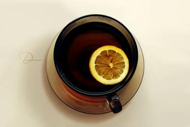 Lemon and Tea by Black-beads