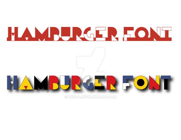 Pop Art Font by bee-c on DeviantArt