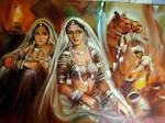 Rajhastani Women...