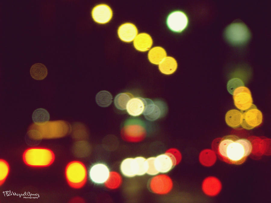 Lights In The City by mizaelduarte