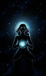 cosmic energy by katcrunch