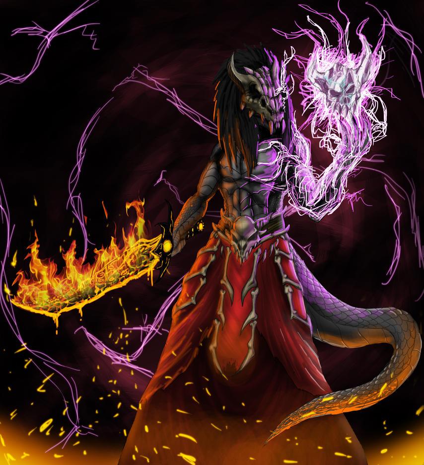 Dragonborn Dnd Wallpaper Samyysandra Com