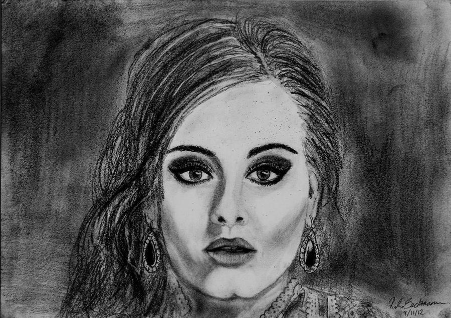 Adele by RachelLou96