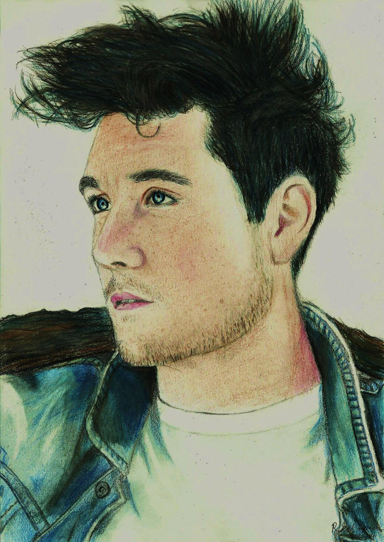 Dan Smith - Bastille by RachelLou96