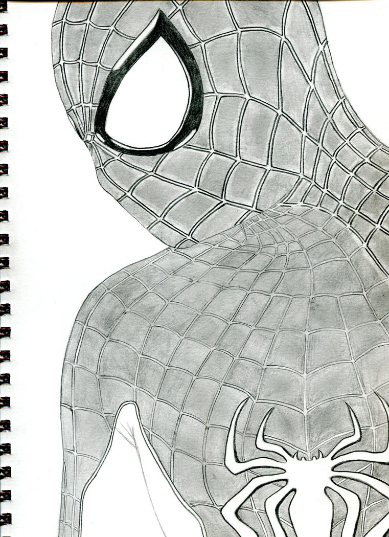 cosmic spiderman coloring pages - photo#2