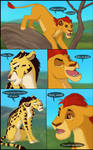 //Corruption of Kion\\ Page 3 by Sapphic-Lioness