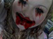 Art (none EoRelated) Zombie_girl_by_cyanidekid-d3bg31m