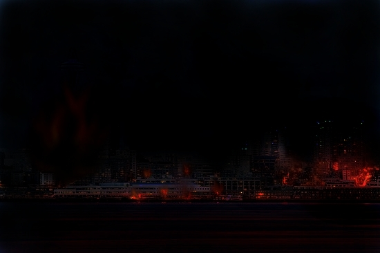 Art (none EoRelated) Falls_to_darkness_and_burns_by_cyanidekid-d3fluos