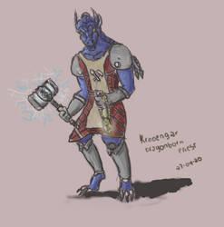 Kroengaar (gift to a friend)