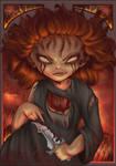 Deadly Sins: Ira by missVarlou