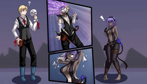 Hassan Of Serenity (FGO) TG Sequence