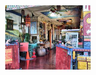 the cosmic cafe by RickyJones
