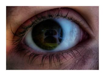 look into my eyes... by RickyJones