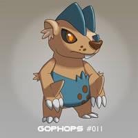 011 Gophops