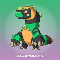 002 Gilapod