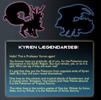 Kyren Region #16 - Legends Approach