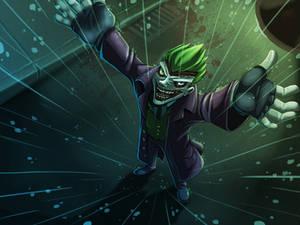 Joker 24x18