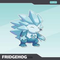 059 Fridgehog