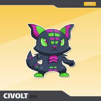 091 Civolt