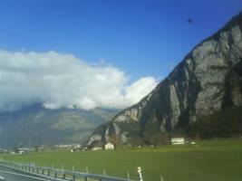 Switzerland by Darwey