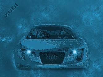 Audi by Darwey