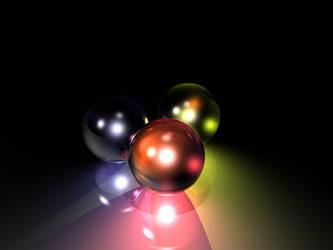 Lightballs by Darwey