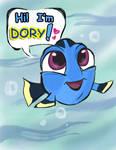Baby Dory (Kelpcake)