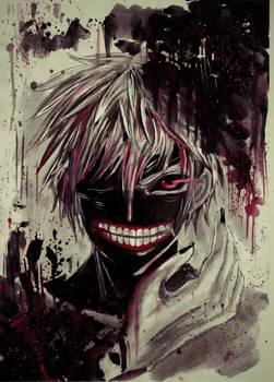 Ken Kaneki - Tokyo Ghoul