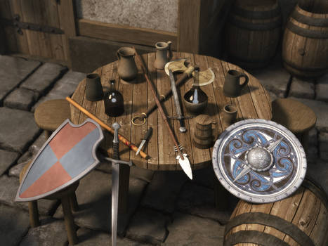 RPG Weapons