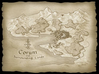RPG Map! by GalaxyPink