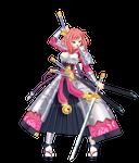 Akari Sakura - The God Samurai