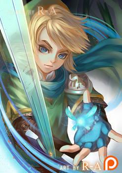 LINK -  THE HERO OF HYRULE