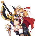 Design character - General Leader