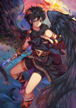 Dark Pit - Kid Icarus