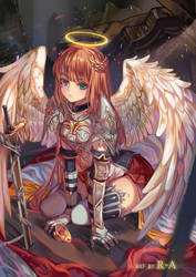 original works - ANGEL by Hanh-Chu