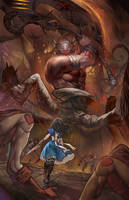 Alice Madness Returns vs My monster