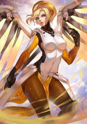 Mercy by Hanh-Chu