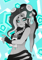 Marina by Louistrations