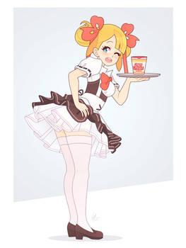 Apricot Maid
