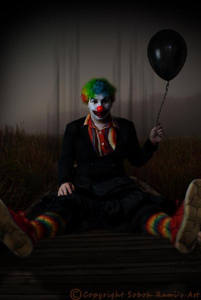 Evil Clown by SobohRami