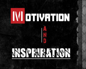 Motivation and Inspiration Front Cover